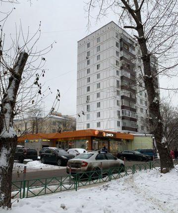 Продажа однокомнатной квартиры Москва, метро Римская, Новорогожская улица 11к2, цена 11700000 рублей, 2021 год объявление №560194 на megabaz.ru