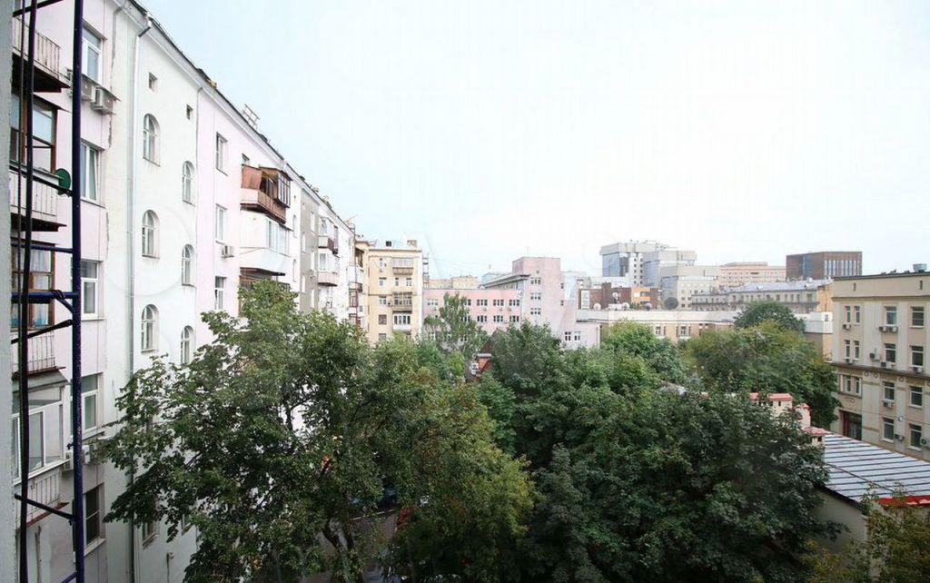 Аренда трёхкомнатной квартиры Москва, метро Парк культуры, Смоленский бульвар 7, цена 75000 рублей, 2021 год объявление №1371506 на megabaz.ru
