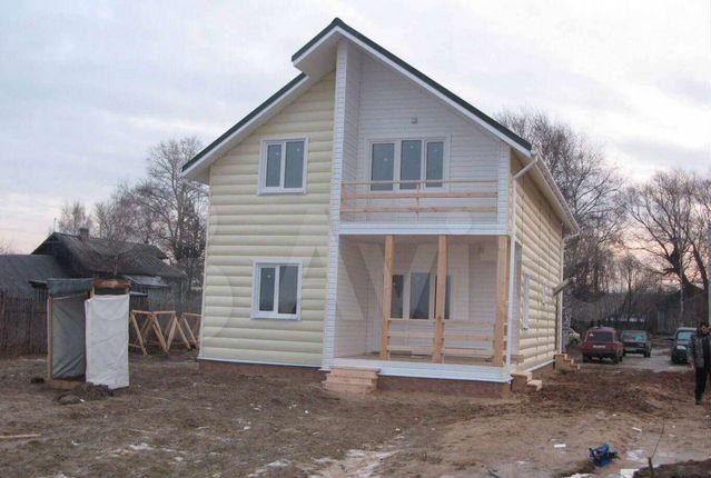 Продажа дома село Вельяминово, цена 4000000 рублей, 2021 год объявление №585241 на megabaz.ru