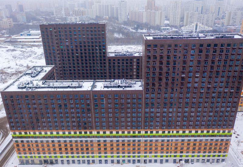 Продажа однокомнатной квартиры Москва, метро Братиславская, цена 7800000 рублей, 2021 год объявление №568348 на megabaz.ru