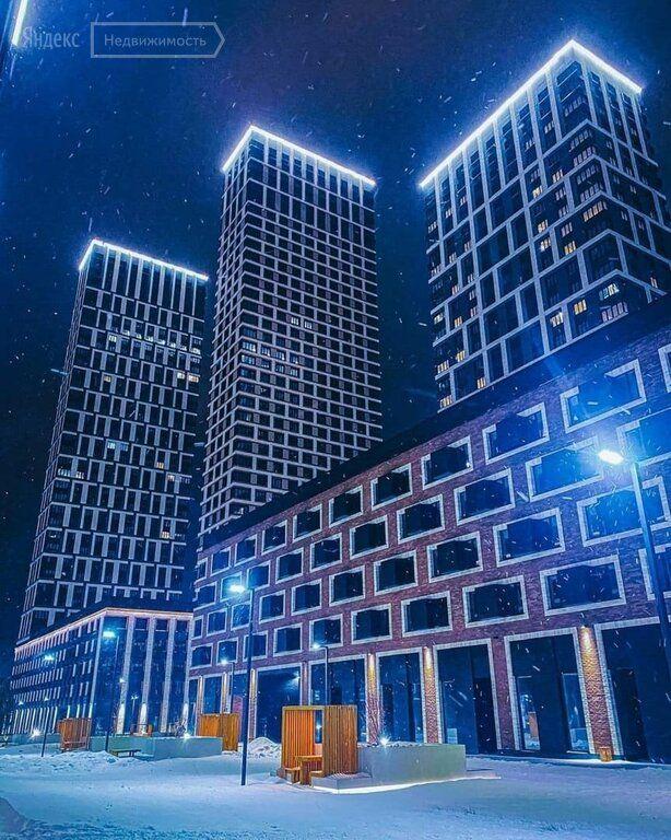 Продажа однокомнатной квартиры Москва, метро Черкизовская, Амурская улица 1Ак5, цена 8500000 рублей, 2021 год объявление №577769 на megabaz.ru