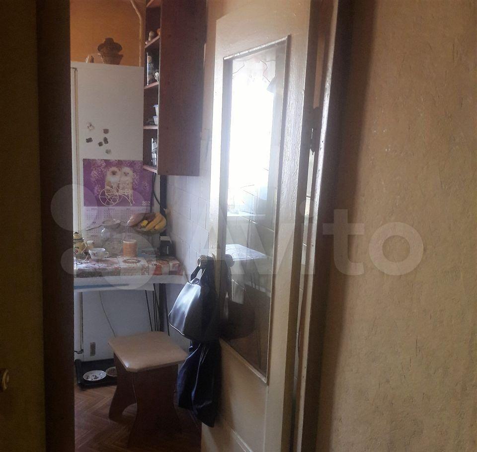 Продажа двухкомнатной квартиры рабочий посёлок Столбовая, Школьная улица 9, цена 4000000 рублей, 2021 год объявление №604616 на megabaz.ru