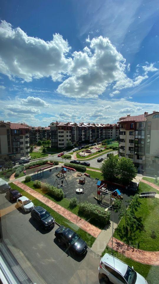 Продажа однокомнатной квартиры село Ромашково, Никольская улица 2к2, цена 8900000 рублей, 2021 год объявление №636684 на megabaz.ru