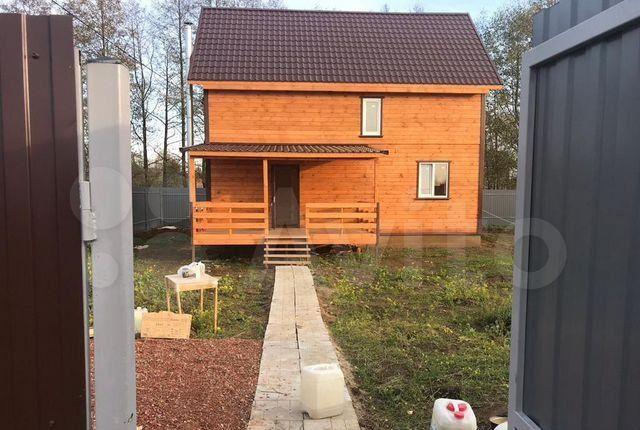 Продажа дома посёлок Виноградово, цена 3500000 рублей, 2021 год объявление №577848 на megabaz.ru