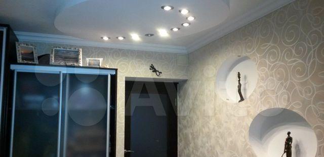 Аренда трёхкомнатной квартиры Куровское, Лесная улица 27, цена 25000 рублей, 2021 год объявление №1325846 на megabaz.ru