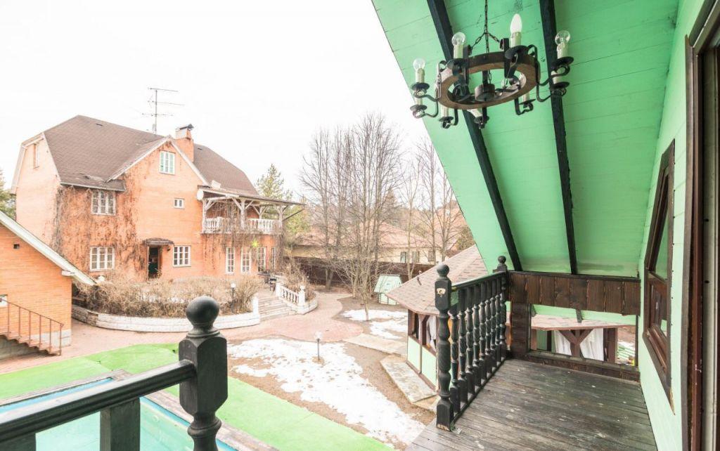 Аренда дома дачный посёлок Лесной Городок, Фасадная улица 10, цена 15777 рублей, 2021 год объявление №1307253 на megabaz.ru