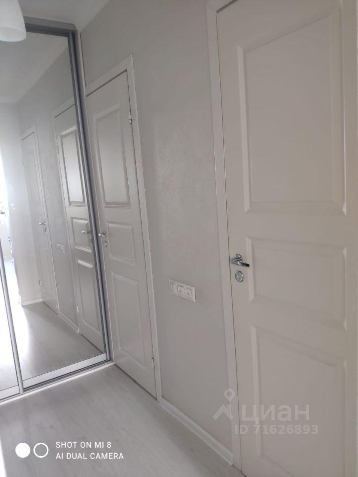 Продажа однокомнатной квартиры поселок ВНИИССОК, Рябиновая улица 4, цена 7000000 рублей, 2021 год объявление №639327 на megabaz.ru