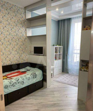 Продажа трёхкомнатной квартиры деревня Юсупово, Стартовая улица 37, цена 9600000 рублей, 2021 год объявление №556610 на megabaz.ru