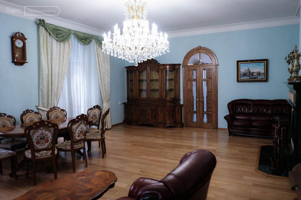 Аренда дома деревня Раздоры, цена 370000 рублей, 2021 год объявление №1326478 на megabaz.ru