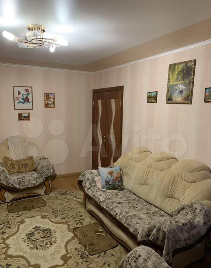 Продажа двухкомнатной квартиры Кашира, Клубная улица 7, цена 3200000 рублей, 2021 год объявление №615032 на megabaz.ru