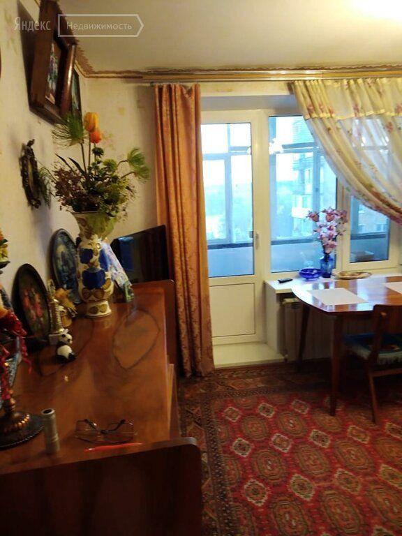 Продажа двухкомнатной квартиры Голицыно, Советская улица 52к2, цена 5200000 рублей, 2021 год объявление №568943 на megabaz.ru