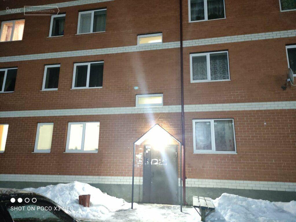 Продажа двухкомнатной квартиры Шатура, Больничный проезд 18/2, цена 1600000 рублей, 2021 год объявление №569109 на megabaz.ru