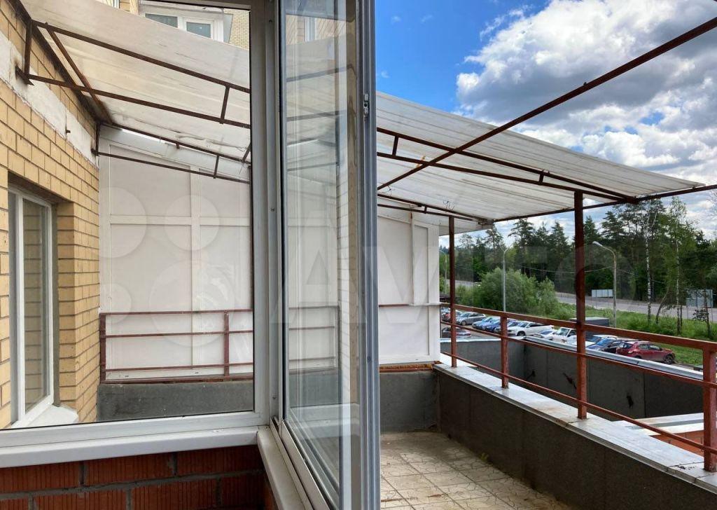 Продажа однокомнатной квартиры поселок Литвиново, цена 3499999 рублей, 2021 год объявление №626536 на megabaz.ru
