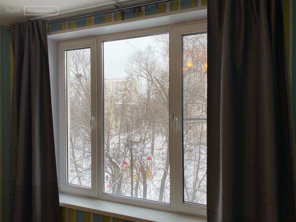 Аренда трёхкомнатной квартиры Москва, метро Выхино, Рязанский проспект 93к1, цена 50000 рублей, 2021 год объявление №1336082 на megabaz.ru