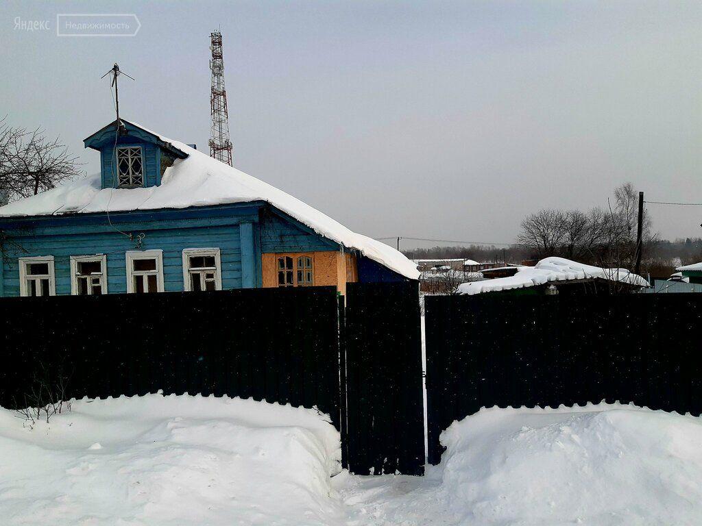 Продажа дома деревня Семенково, цена 2600000 рублей, 2021 год объявление №574192 на megabaz.ru