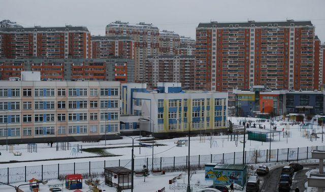 Аренда четырёхкомнатной квартиры Люберцы, Преображенская улица 9, цена 55000 рублей, 2021 год объявление №1324380 на megabaz.ru