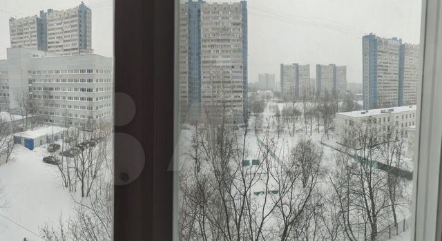 Продажа однокомнатной квартиры Москва, метро Ясенево, Новоясеневский проспект 22к3, цена 7950000 рублей, 2021 год объявление №569657 на megabaz.ru