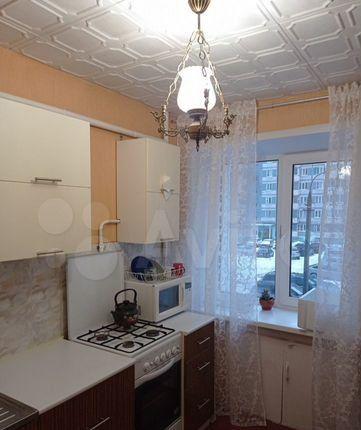 Аренда однокомнатной квартиры Клин, улица Карла Маркса 88А, цена 16000 рублей, 2021 год объявление №1347460 на megabaz.ru