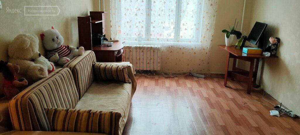 Аренда четырёхкомнатной квартиры Люберцы, улица Митрофанова 4А, цена 40000 рублей, 2021 год объявление №1327275 на megabaz.ru
