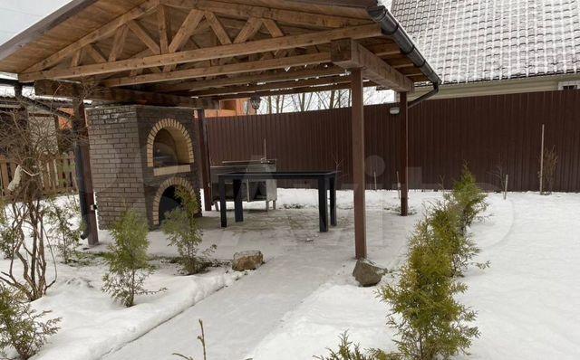 Аренда дома деревня Беляниново, цена 150000 рублей, 2021 год объявление №1327170 на megabaz.ru