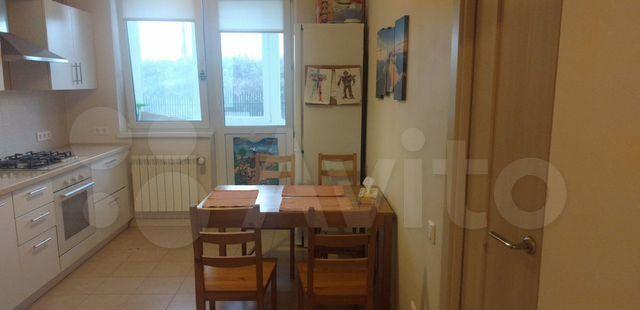 Продажа однокомнатной квартиры село Ромашково, Никольская улица 8к1, цена 7499000 рублей, 2021 год объявление №569512 на megabaz.ru