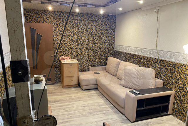 Аренда двухкомнатной квартиры Кашира, улица Металлургов 5к2, цена 16000 рублей, 2021 год объявление №1327206 на megabaz.ru