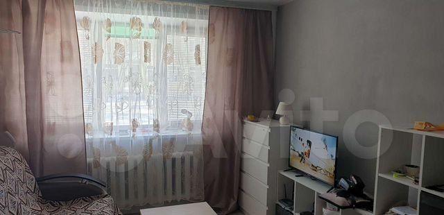 Аренда однокомнатной квартиры Воскресенск, Комсомольская улица 7, цена 18000 рублей, 2021 год объявление №1334895 на megabaz.ru