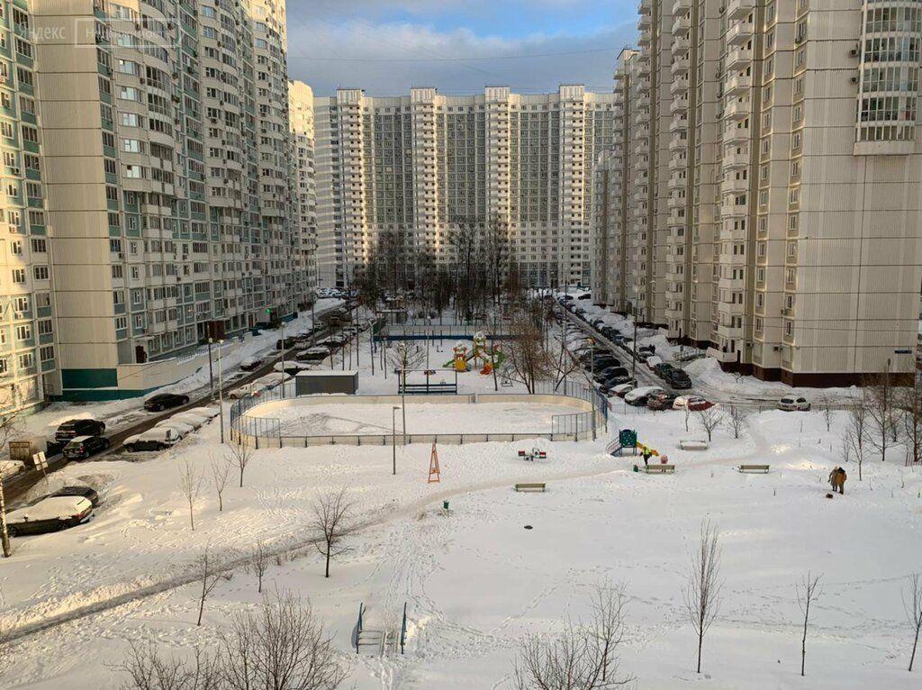 Продажа трёхкомнатной квартиры Москва, метро Калужская, улица Новаторов 36к5, цена 22700000 рублей, 2021 год объявление №570119 на megabaz.ru