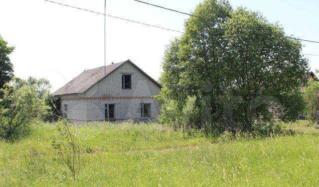 Продажа дома деревня Васькино, цена 850000 рублей, 2021 год объявление №463468 на megabaz.ru