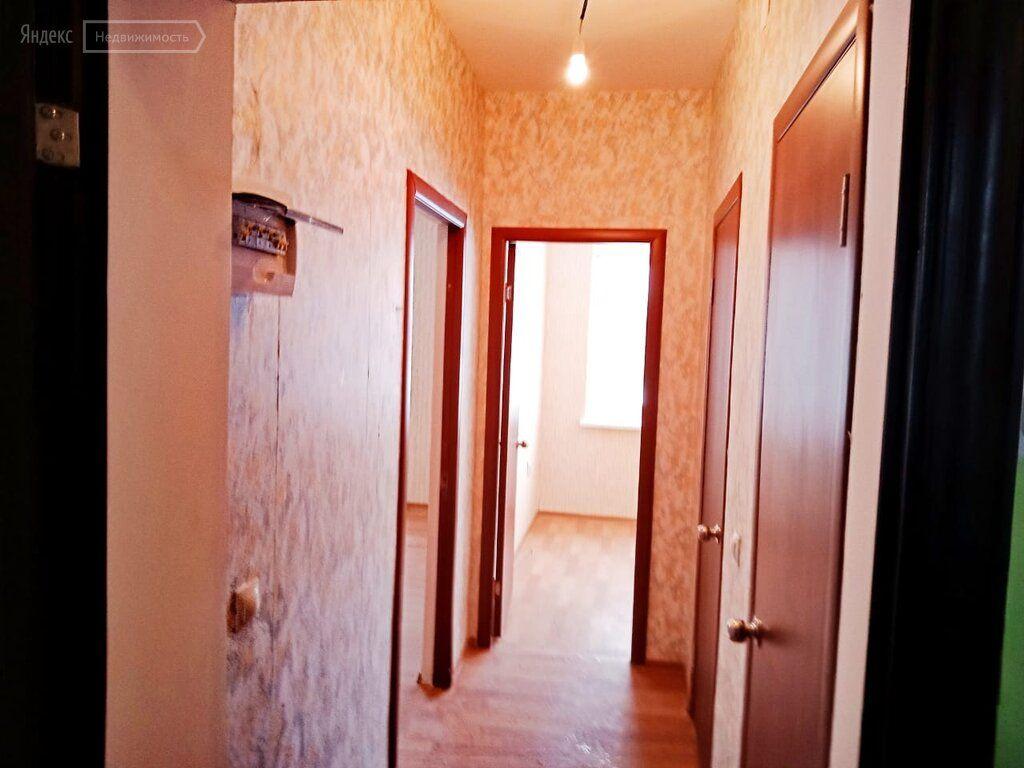 Продажа однокомнатной квартиры поселок Бакшеево, Комсомольская улица 22, цена 950000 рублей, 2021 год объявление №570118 на megabaz.ru