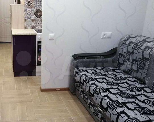 Аренда студии Клин, улица Чайковского 105к3, цена 16000 рублей, 2021 год объявление №1348114 на megabaz.ru