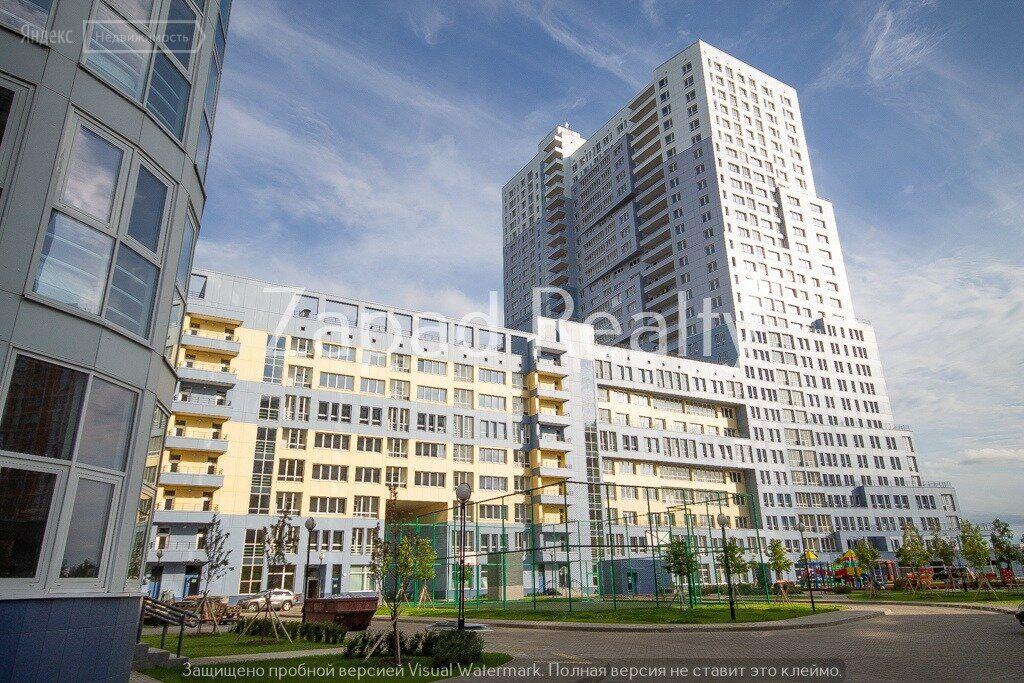 Продажа двухкомнатной квартиры Москва, метро Полежаевская, Карамышевская набережная 2А, цена 22300000 рублей, 2021 год объявление №587433 на megabaz.ru