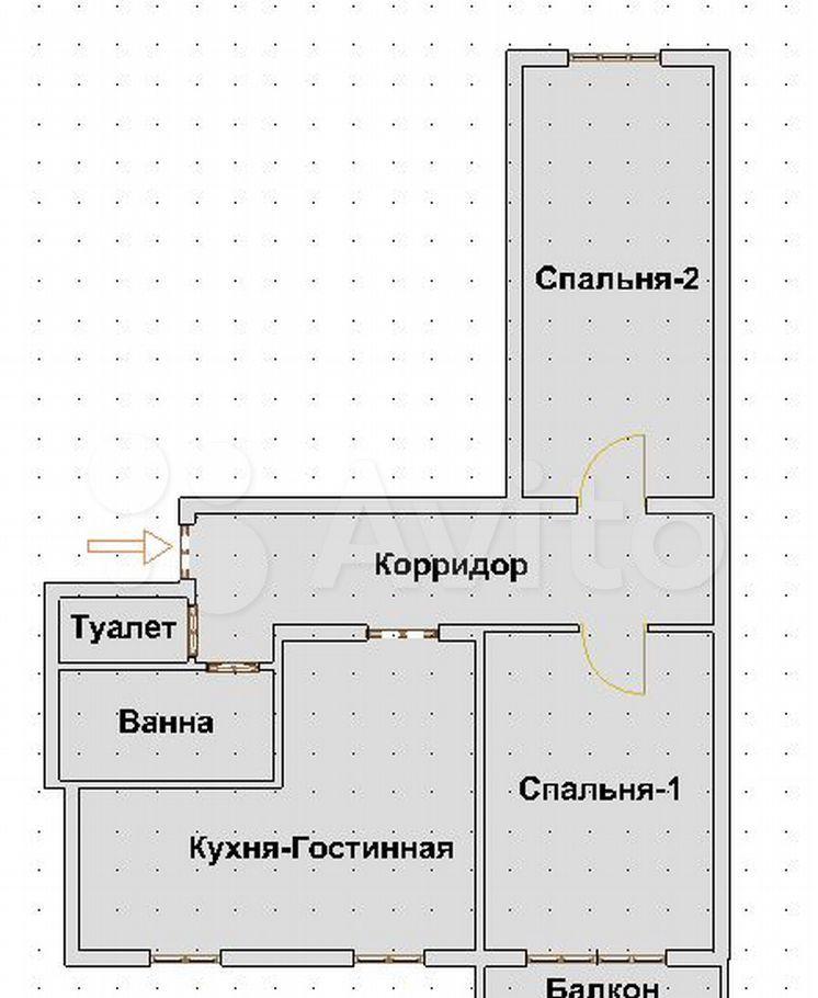 Продажа трёхкомнатной квартиры Москва, метро Парк Победы, улица 1812 года 10к2, цена 20000000 рублей, 2021 год объявление №608329 на megabaz.ru
