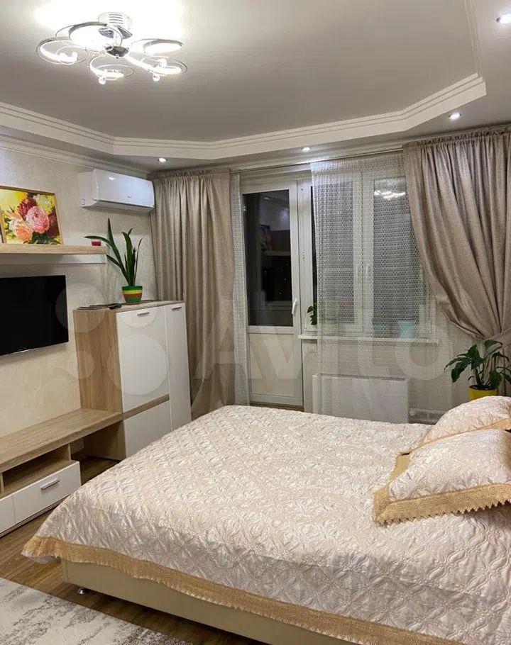 Продажа однокомнатной квартиры село Домодедово, бульвар Строителей 5, цена 5600000 рублей, 2021 год объявление №609733 на megabaz.ru