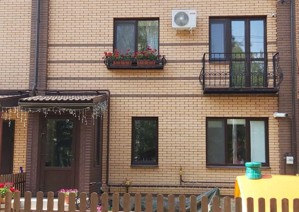 Продажа дома деревня Шолохово, улица Экодолье, цена 9200000 рублей, 2020 год объявление №391246 на megabaz.ru