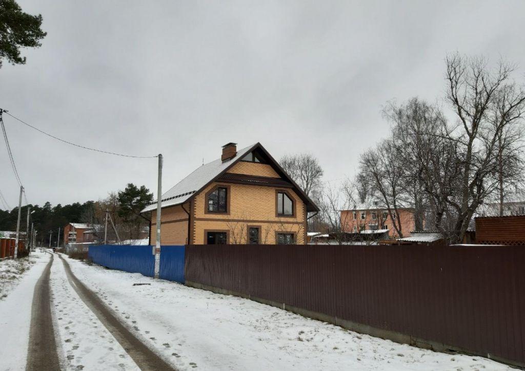 Продажа дома посёлок Пески, Незаметная улица, цена 4900000 рублей, 2020 год объявление №368333 на megabaz.ru