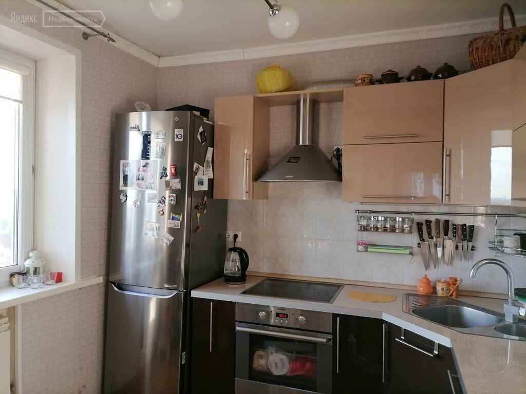 Продажа двухкомнатной квартиры Жуковский, улица Гудкова 15, цена 6500000 рублей, 2021 год объявление №570605 на megabaz.ru