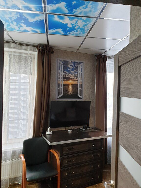 Продажа однокомнатной квартиры деревня Подолино, метро Планерная, цена 4800000 рублей, 2021 год объявление №570783 на megabaz.ru