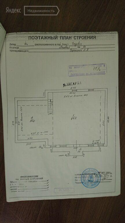 Продажа дома Дедовск, Полевая улица 12, цена 20000000 рублей, 2021 год объявление №570771 на megabaz.ru