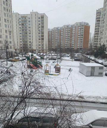 Продажа однокомнатной квартиры Москва, метро Братиславская, улица Марьинский Парк 5к3, цена 8000000 рублей, 2021 год объявление №570733 на megabaz.ru