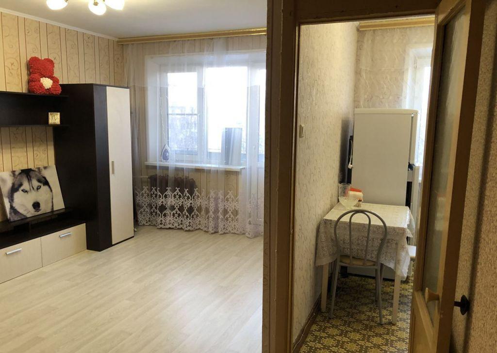 Аренда однокомнатной квартиры Воскресенск, улица Зелинского, цена 13000 рублей, 2021 год объявление №1328478 на megabaz.ru
