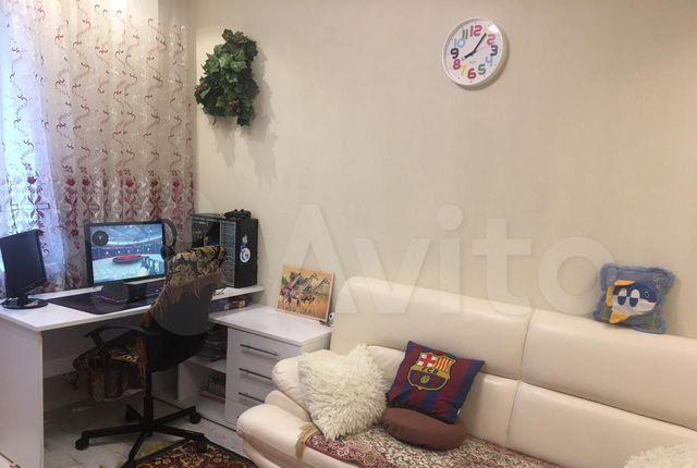 Продажа однокомнатной квартиры Дедовск, Гвардейская улица 12, цена 6000000 рублей, 2021 год объявление №570730 на megabaz.ru