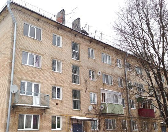 Продажа двухкомнатной квартиры село Покровское, улица ДОХБ 17, цена 1800000 рублей, 2021 год объявление №429645 на megabaz.ru