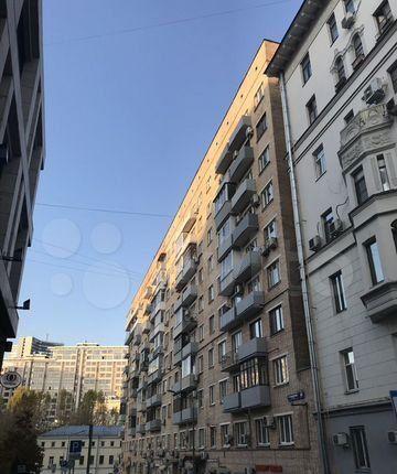 Продажа четырёхкомнатной квартиры Москва, метро Смоленская, 1-й Смоленский переулок 24А, цена 36000000 рублей, 2021 год объявление №571244 на megabaz.ru