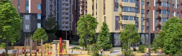 Продажа однокомнатной квартиры поселок Нагорное, Липкинское шоссе 1, цена 6250000 рублей, 2021 год объявление №571358 на megabaz.ru
