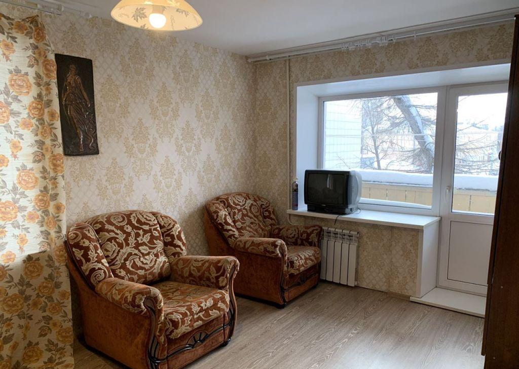 Аренда однокомнатной квартиры Воскресенск, Советская улица 16А, цена 16000 рублей, 2021 год объявление №1329042 на megabaz.ru
