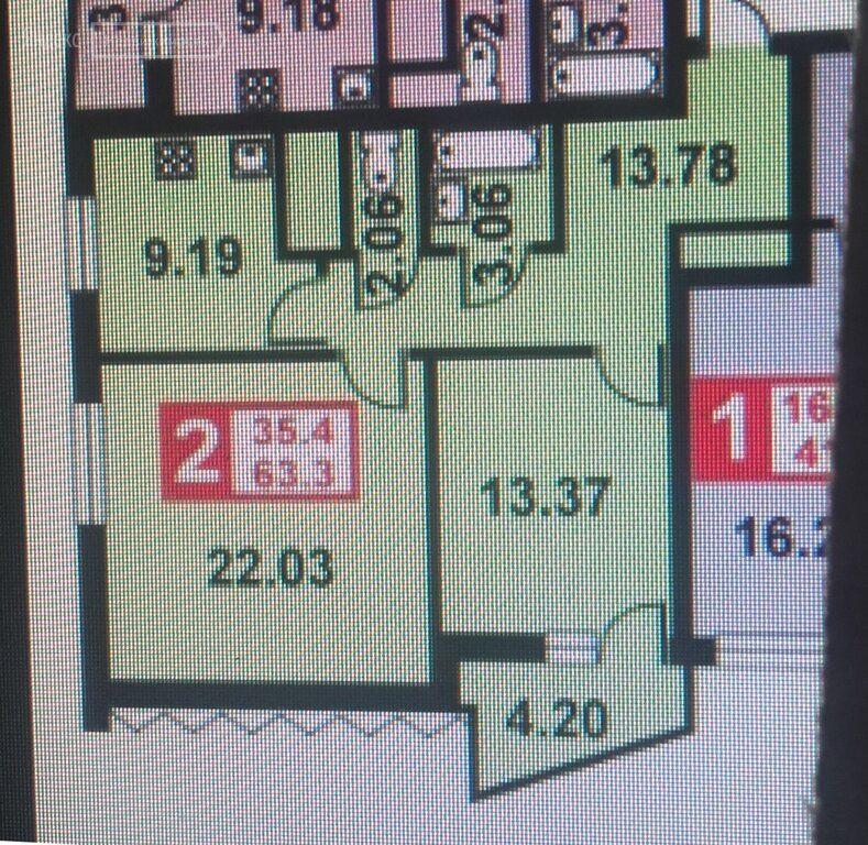 Продажа двухкомнатной квартиры Мытищи, метро Бабушкинская, Стрелковая улица 21, цена 7900000 рублей, 2021 год объявление №582908 на megabaz.ru