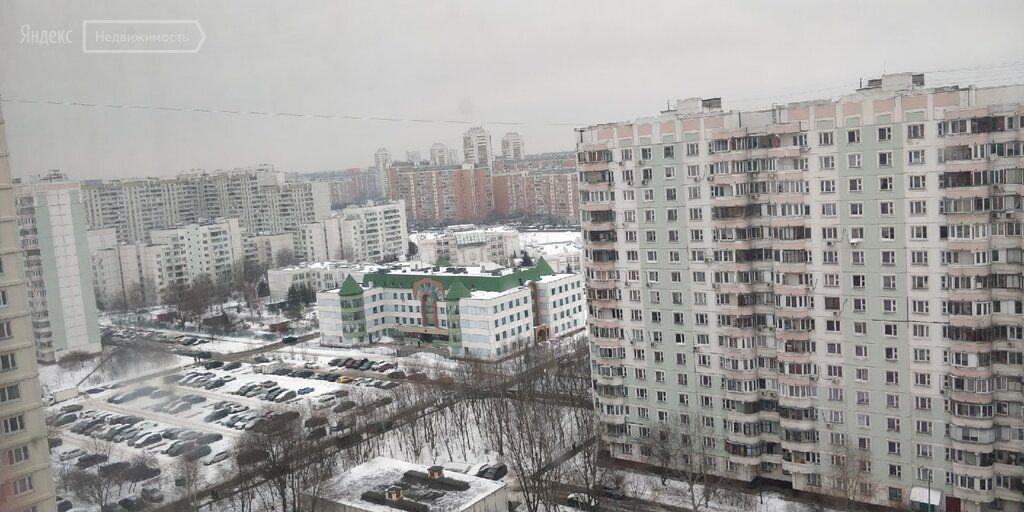 Продажа трёхкомнатной квартиры Москва, метро Братиславская, Братиславская улица 31к1, цена 12900000 рублей, 2021 год объявление №571173 на megabaz.ru