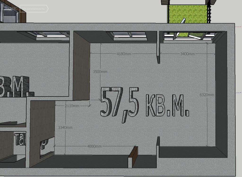 Продажа студии Москва, метро Пролетарская, улица Талалихина 8, цена 25500000 рублей, 2021 год объявление №571366 на megabaz.ru