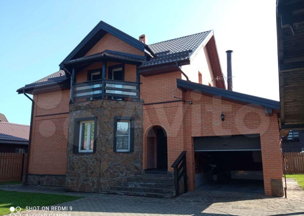 Аренда дома деревня Беляниново, Вишнёвая улица 24А, цена 125000 рублей, 2021 год объявление №1454364 на megabaz.ru